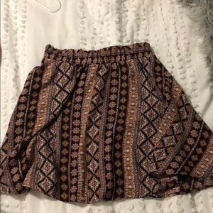 Show Me Your Mimi High Rise Skater Skirt